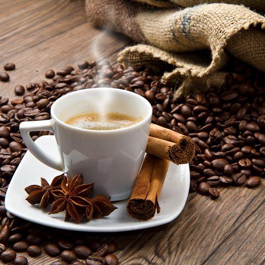 Cinnamon Hazelnut Coffee
